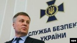 Голова Служби безпеки України Валентин Наливайченко