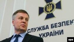 Глава СБУ Валентин Наливайченко