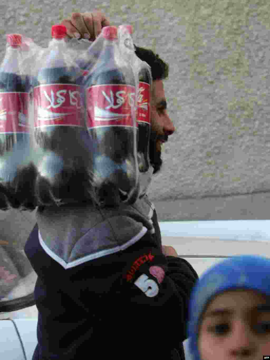 Coca-Cola - No Coca-Cola? Really? Yes. Ahmadinejad on June 1 asked Iranians to boycott Coca-Cola and other Western brands because -- you guessed it -- the company does business with Israel.