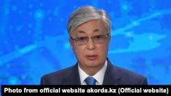 Касым- Жомарт Токаев.