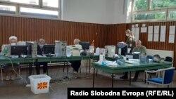 Гласачко место во Битола