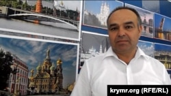 Начальник отдела Бахчисарайской райгосадминистрации по вопросам курортов и туризма Николай Бир