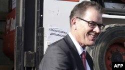 Министр по вопросам экономического сотрудничества и развития Германии Герд Мюллер