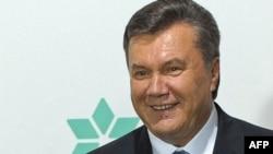 Украина президенті Виктор Янукович. Варшава, 29 қыркүйек 2011 жыл.