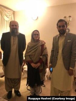 داختلافاتو ختمولو لپاره د سېنېټ د چېرمېن او د بلوچستان عوامي پارټۍ د نورو مشرانو ناسته وشوه.