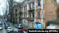 Будинок початку ХХ століття на вулиці Тургенівській у Києві