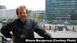Мікола Матрунчык