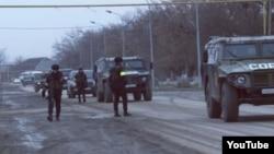 Январская спецоперация в Чечне