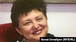 Чехия либерал-экологиялық партиясы төрағасының орынбасары Жәмила Стехликова. Прага, қаңтар, 2019 жыл.