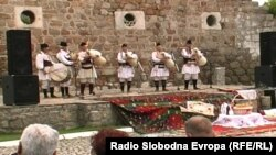 """Учесници на фестивалот """"Пеце Атанасоски"""""""