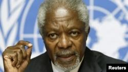 Екс-генсек ООН Кофі Аннан