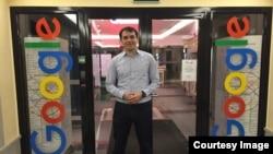 Дагестанец Арсен Исрапилов, менеджер по индустрии в компании Google