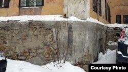 Өскемен қалалық жедел жәрдем ауруханасы. Өскемен, 17 қаңтар 2013 жыл.