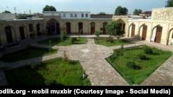 Медресе «Мулла кыргыз» в городе Намангане.