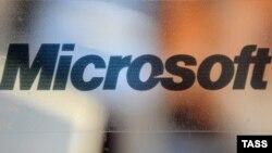 Microsoft компаниясының белгісі.