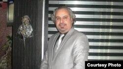 الفنان أحمد الركابي