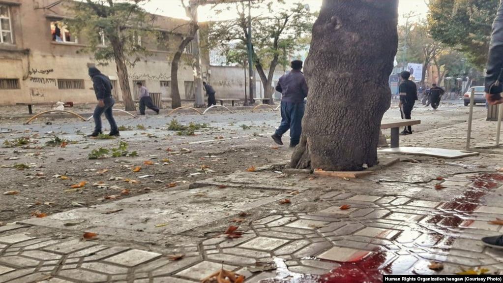 В Иране правоохранителями убиты более 200 протестующих