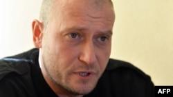 Лідер «Правого сектору» Дмитро Ярош