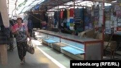 На гарадзенскім рынку «Цэнтральны»
