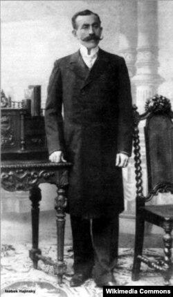 İsa bəy Hacınski (1860-1919)