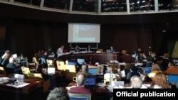 Состанок на Бернската Конвенција при Советот на Европа.