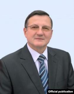 Анатоль Букас, галоўны рэдактар газэты «Борисовские новости»