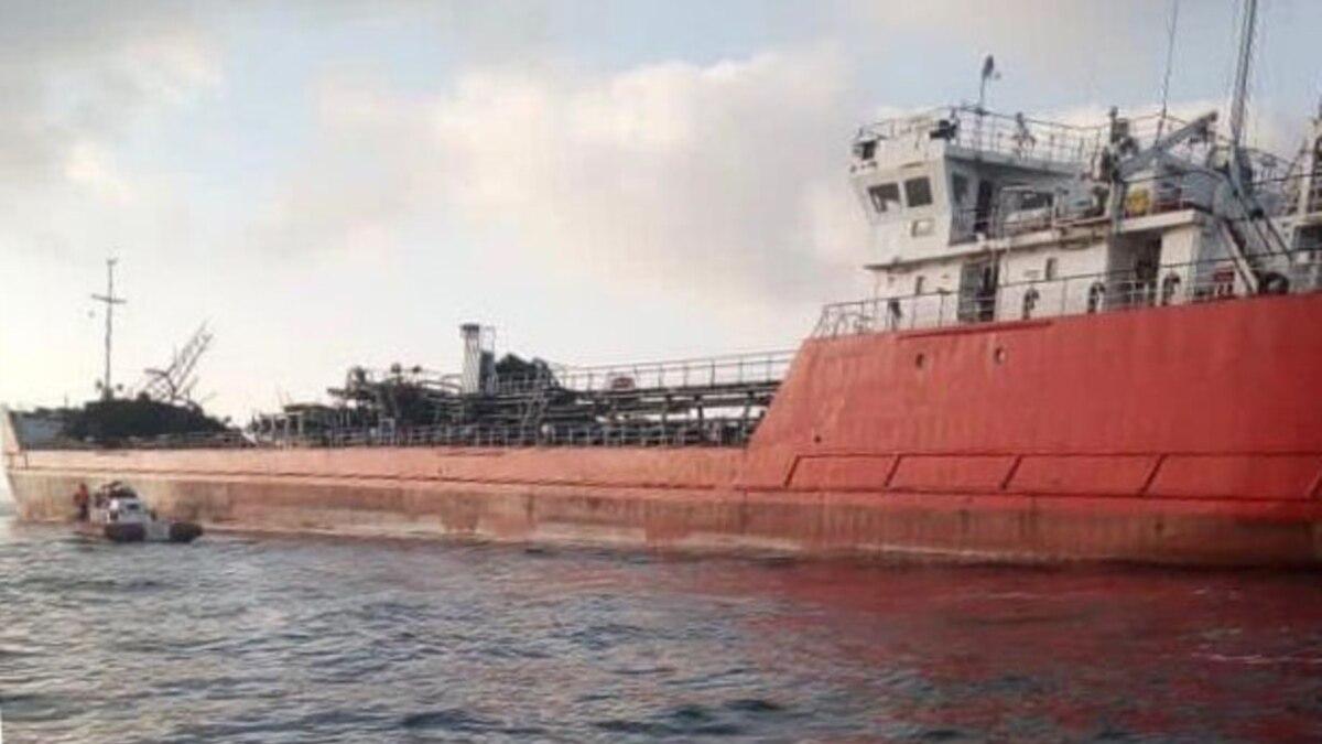 Взрыв на российском танкере в Азовском море: нашли останки тел и проводят ДНК экспертизу