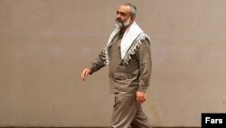Enter, stage right: Mohammad Reza Naghdi, commander of the Basij militia