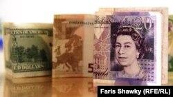 95% валютных средств Госнефтефонда хранятся в долларах, евро и фунтах стерлингов
