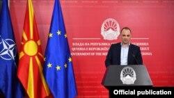 Министерот за здравство Венко Филипе