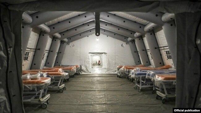 بیمارستان ویژه نیروی دریایی سپاه در گیلان