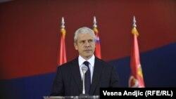 Претседателот на Србија Борис Тадиќ
