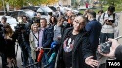 Антон Носик после приговора по статье 282 УК