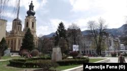 Sarajevo, april 2020