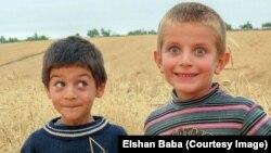 Arxiv fotosu (Elşən Baba)