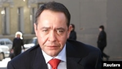 Михаил Лесин, 27 марта 2002