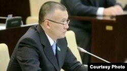 Әділет министрі Берік Имашев.