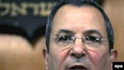 Israeli Defense Minister Barak warned against further attacks.