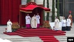 پاپ فرانسیس، شهر واتیکان