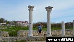 Путешествие в античность: прогулка по Херсонесу (фотогалерея)