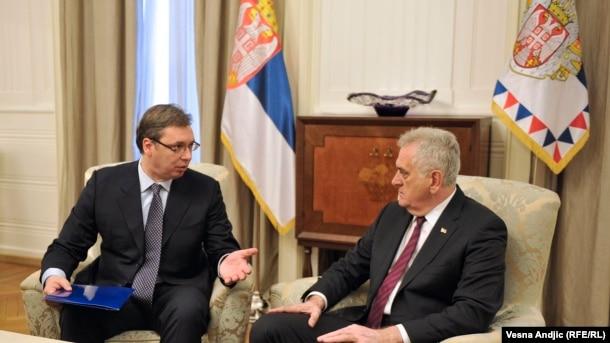 Hoće li Nikolić iskamčiti priliku da trči i za drugi predsednički mandat zavisi samo od Aleksandra Vučića
