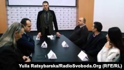 Зібрання науковців щодо перейменування області на Січеславську