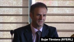 Zëvendëskryeministri i Kosovës, Hajredin Kuçi