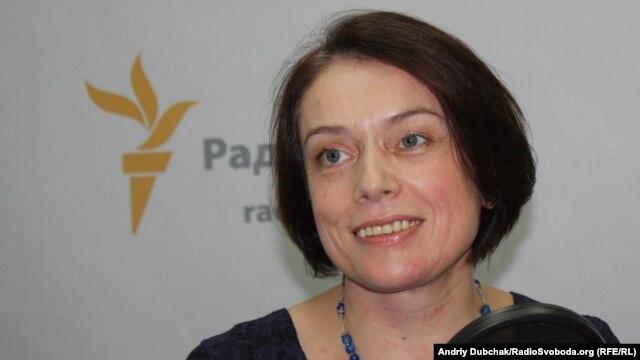 Liliya Hrynevych