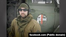Олег Сугерей, колишній військовослужбовець ЗСУ