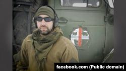 Олег Сугерей, бывший военнослужащий ВСУ