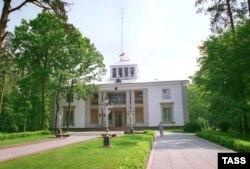 Резиденция в Вискулях, где было подписано соглашение о роспуске СССР в 1991 году