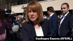 Йорданка Фандъкова бе преизбрана за кмет на София преди месец