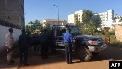 Mali, 2015.