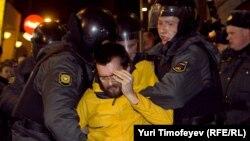 Задержание на Триумфальной